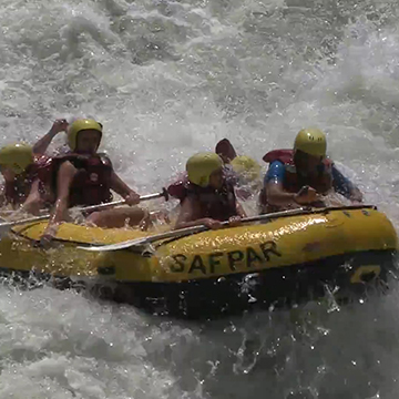 Victoria Falls Multi Day Rafting